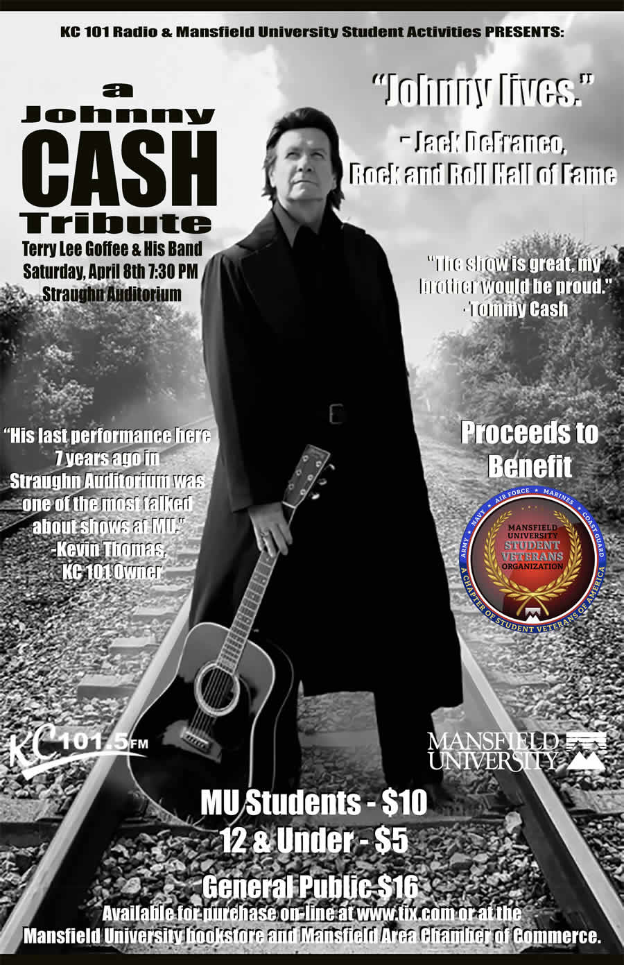 a Johnny Cash Tribute