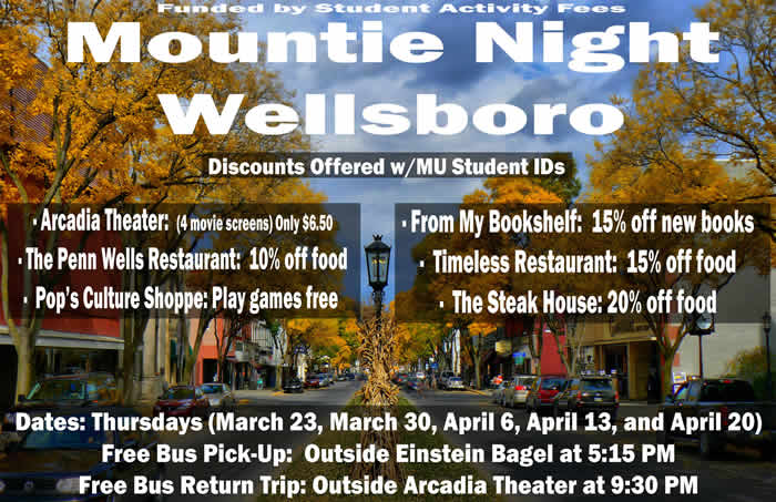 Mountie Night Wellsboro